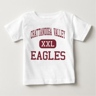Chattanooga Valley - Eagles - Middle - Flintstone T-shirts