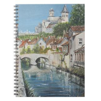 Chattillons sur Seine France. 2007 Notebooks