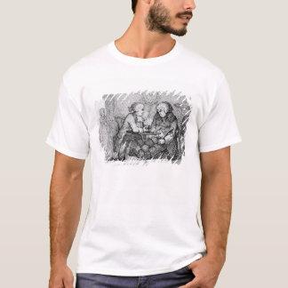 Chatting, illustration T-Shirt