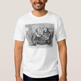Chatting, illustration t-shirts