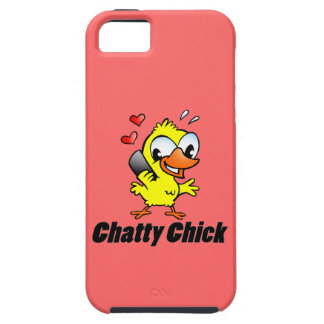 Chatty Chick Case For iPhone 5/5S