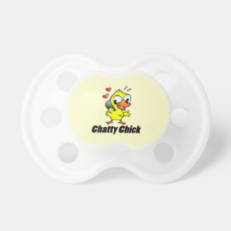 Chatty Chick Pacifier