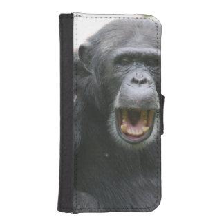 Chatty Chimp Phone Wallets