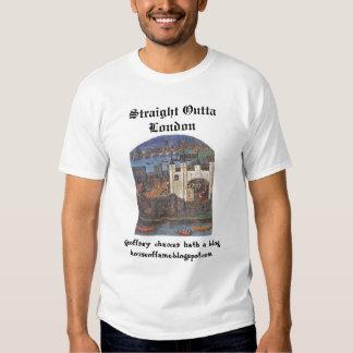 Chaucer Blog: Straight Ovtta London Shirt