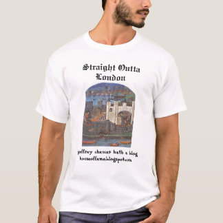 Chaucer Blog: Straight Ovtta London T-Shirt