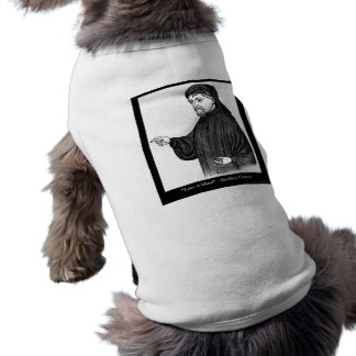Chaucer Love Is Blind Quote Tees Gifts MORE! Sleeveless Dog Shirt