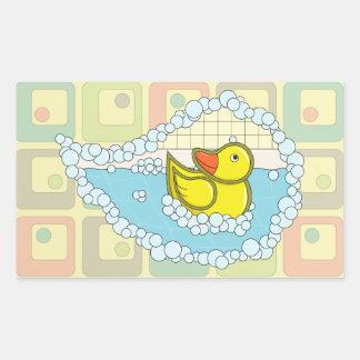 Chaucer the Rubber Duck Sticker