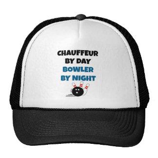 Chauffeur Bowler Cap