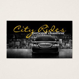 Chauffeur Town Car Driver Transportation Business
