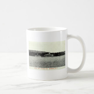Chautauqua Lake, Jamestown NY 1909 Vintage Coffee Mug
