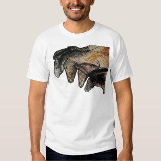 Chauvethorses Grotte Chauvet, Ardèche, France Shirts