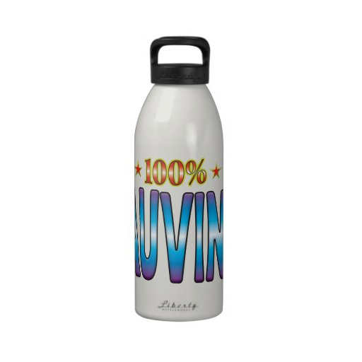 Chauvinist Star Tag v2 Drinking Bottle