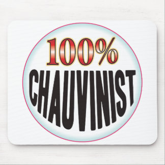 Chauvinist Tag Mouse Mat