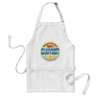 Chauvinist Totally Standard Apron