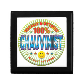 Chauvinist Totally Gift Box