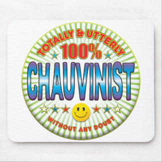 Chauvinist Totally Mouse Mat