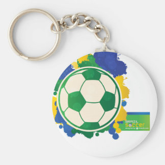 Chaveiro Brazil Series - Ball Key Ring