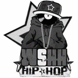 """Chaveiro """"WSHH (Hip Hop) """" Cut Out"""