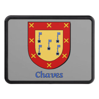 Chaves Family Shield Hitch Covers