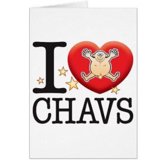 Chavs Love Man Card