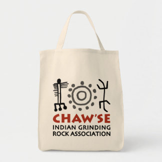 Chaw'se Grocery Tote Bag
