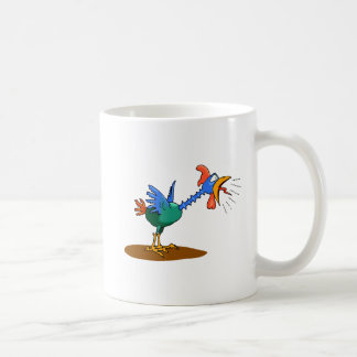 Chaz Chicken Coffee Mugs