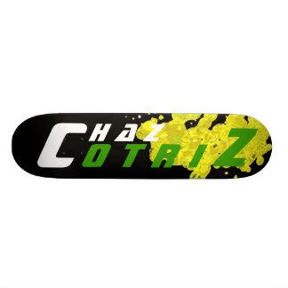 Chaz Otriz Fan 21.6 Cm Skateboard Deck
