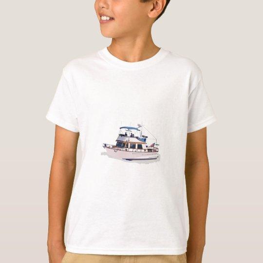 CHB DIESEL TRAWLER BOAT T-Shirt