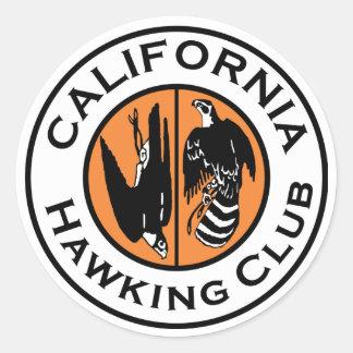 CHC Logo Classic Round Sticker
