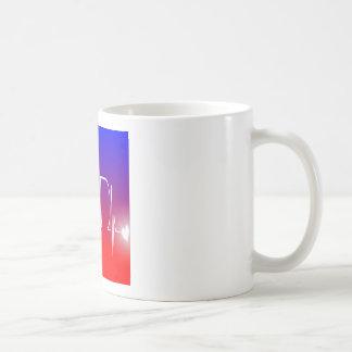 CHD EKG COFFEE MUG
