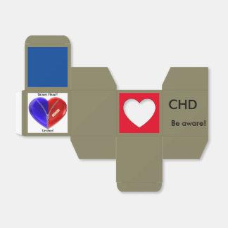 CHD Favor Box