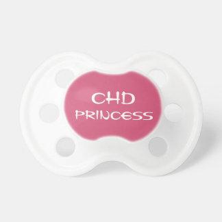 CHD Princess Pacifier