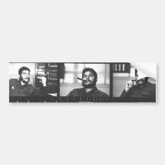 Che33mm Bumper Sticker