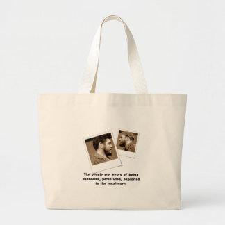Che-and-Fidel-T-g-b Tote Bag