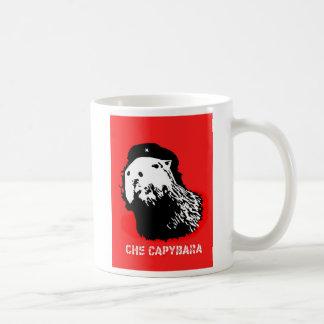 Che Capybara mug