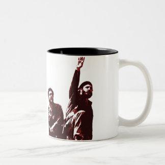 che-fidel Two-Tone coffee mug