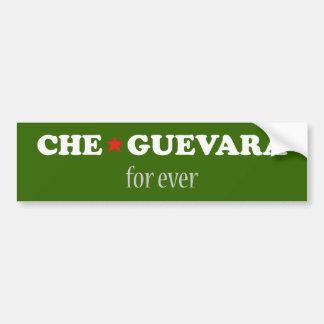 che_guevara_51 car bumper sticker