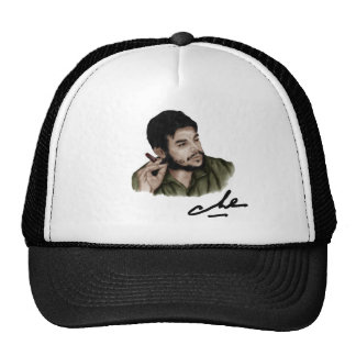 che_guevara_52 mesh hat