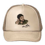 che_guevara_52 mesh hats