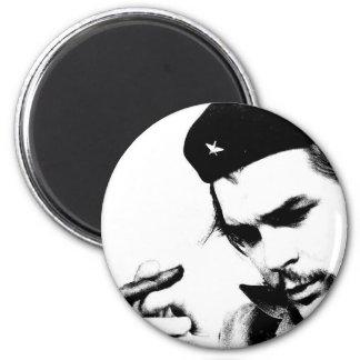 Che Guevara 6 Cm Round Magnet
