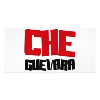 Che Guevara Design Customized Photo Card