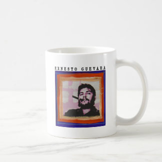 CHE GUEVARA PAINT COFFEE MUG