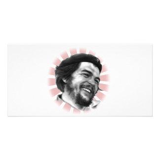 Che Guevara Customized Photo Card