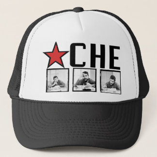 Che Guevara Pictures! Trucker Hat