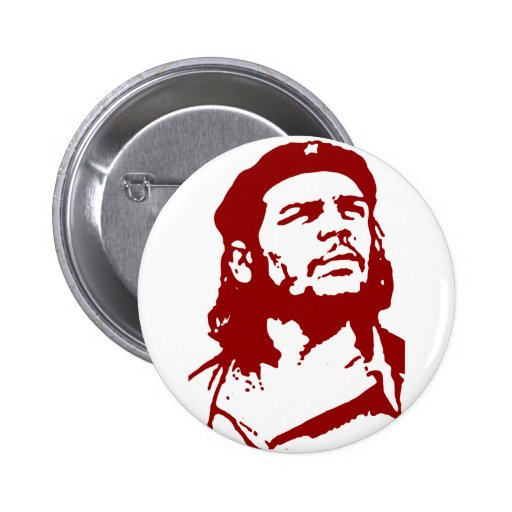 Che Guevara. Pinback Buttons