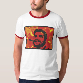 Che Guevara Pop Art Print T-Shirt