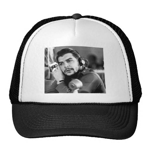 Che Guevara Products & Designs! Trucker Hats