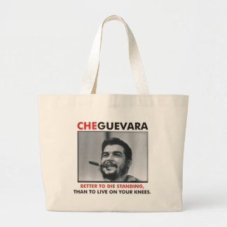 Che Guevara Products & Designs! Large Tote Bag