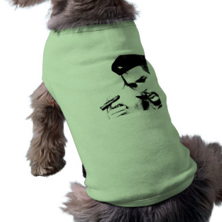 Che Guevara Sleeveless Dog Shirt