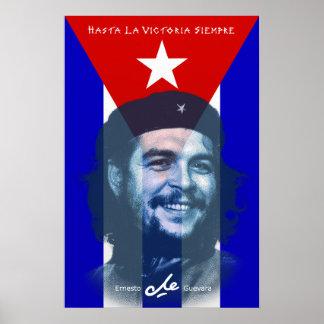 Che Guevara Smile Poster